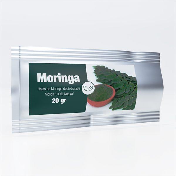 Cojín Moringa